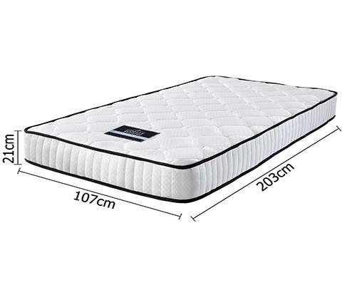 King Single Size 21cm Thick Foam Mattress | 360HomeWare