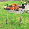 Portable Spit Roaster with 3V Rotisserie | 360HomeWare