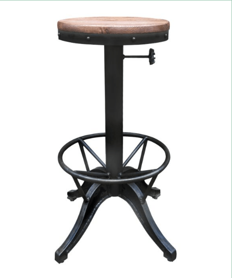 Industrial Bar Stool | 360HomeWare
