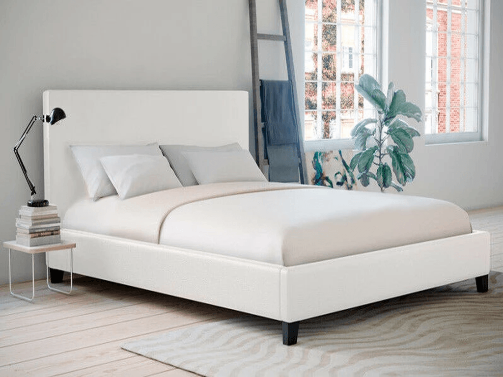 Anna Bed Frame - White | 360HomeWare