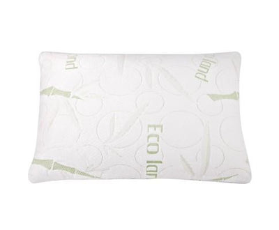 Set of 2 Bamboo Pillow with Memory Foam | 360HomeWare