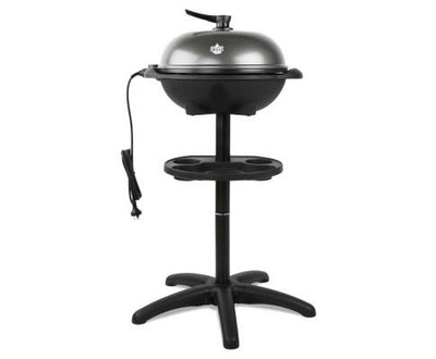 Portable Electric BBQ With Stand | 360HomeWare