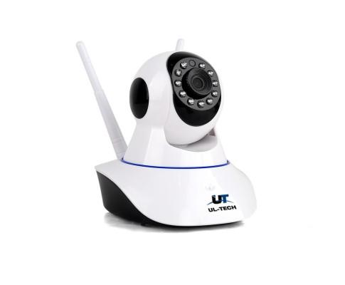 720P WIreless IP Camera - White | 360HomeWare