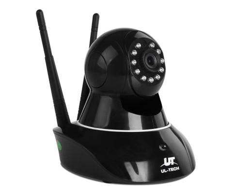 720P WIreless IP Camera - Black | 360HomeWare