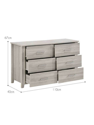 White Oak Storage Drawers | 360HomeWare