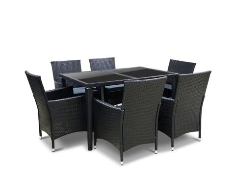 Outdoor Furniture 7pcs Dining Set | 360HomeWare