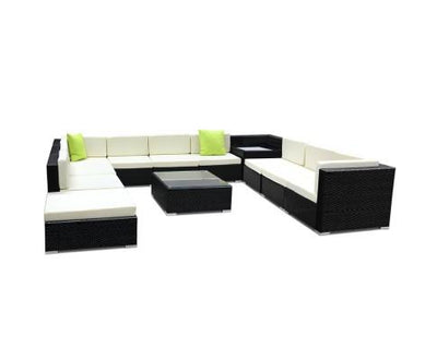 12 Piece Outdoor Furniture Set | 360HomeWare