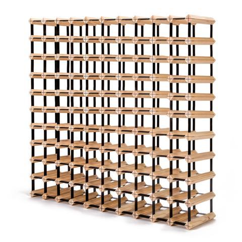 110 Bottle Timber Wine Rack | 360HomeWare