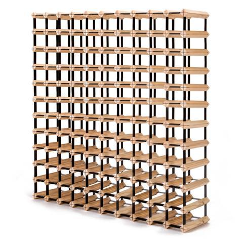 120 Bottle Timber Wine Rack | 360HomeWare