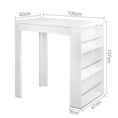 Artiss 3 Level Storage Bar Table | 360HomeWare