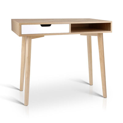 Artiss 2 Drawer Wood Computer Desk | 360HomeWare