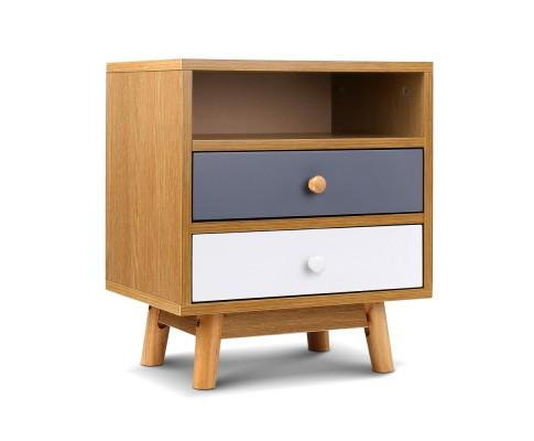 Wooden Bedside Table | 360HomeWare