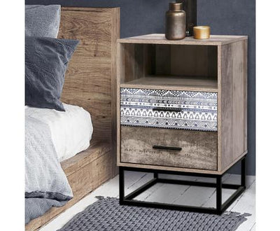 Artiss Bedside Table Drawer | 360HomeWare