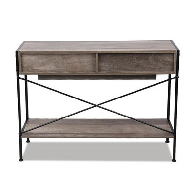 Artiss Wooden Hallway Console Table - Wood | 360HomeWare