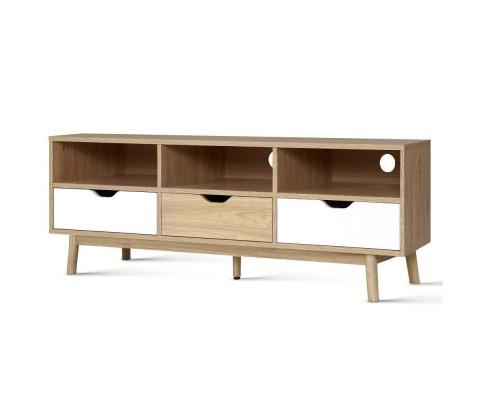 Sandi Wooden Entertainment Unit | 360HomeWare