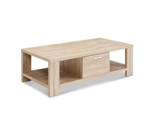 Artiss Wooden Coffee Table with Drawer | 360HomeWare
