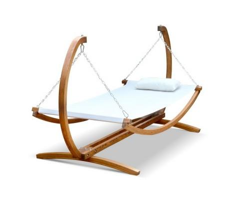 Outdoor Swing Hammock Bed | 360HomeWare