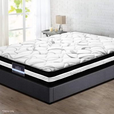 Euro Spring Foam Mattress | 360HomeWare