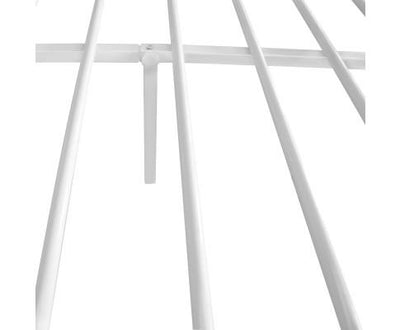 Artiss Metal Bed Frame - White | 360HomeWare