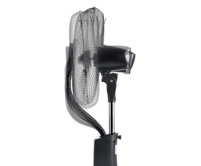 Portable Misting Fan with Remote Control - Black | 360HomeWare