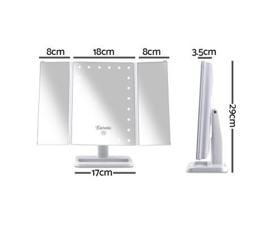 LED Makeup Mirror | 360HomeWare