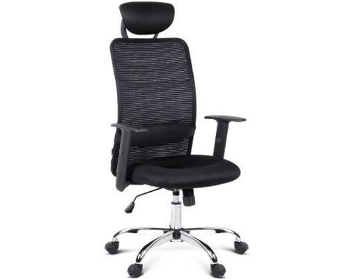 Mesh High Back Office Desk Chair - Black | 360HomeWare