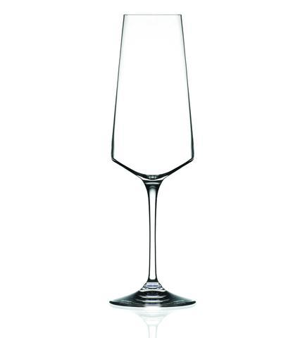 Aria Crystal Champagne Flutes (Set of 6) | 360HomeWare