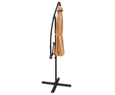 Instahut 3M Outdoor Umbrella - Beige | 360HomeWare
