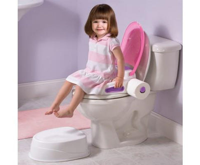 Step by Step Potty - Pink | 360HomeWare