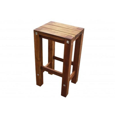 Sturdy Stool Natural oil Finish | 360HomeWare