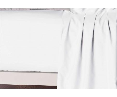 White Color Fitted Sheet | 360HomeWare