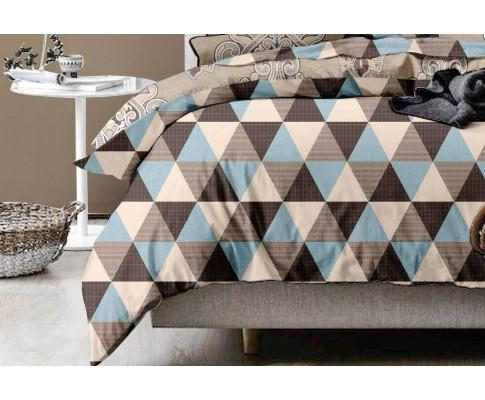Chevron Geo Quilt Cover Set (3PCS) | 360HomeWare