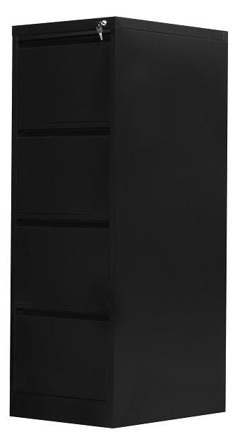 4-Drawer Shelf Office Gym Filing Storage Locker Cabinet | 360HomeWare