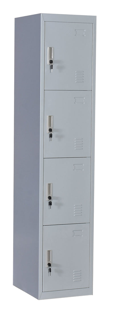 4 Door Locker - Office/Gym | 360HomeWare