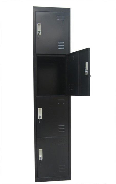 Four-Door Office Gym Shed Storage Lockers | 360HomeWare