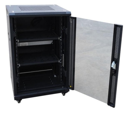 18RU 600MM Server Data Rack Cabinet | 360HomeWare