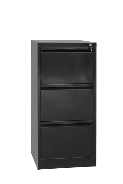3-Drawer Shelf Office Gym Filing Storage Locker Cabinet | 360HomeWare