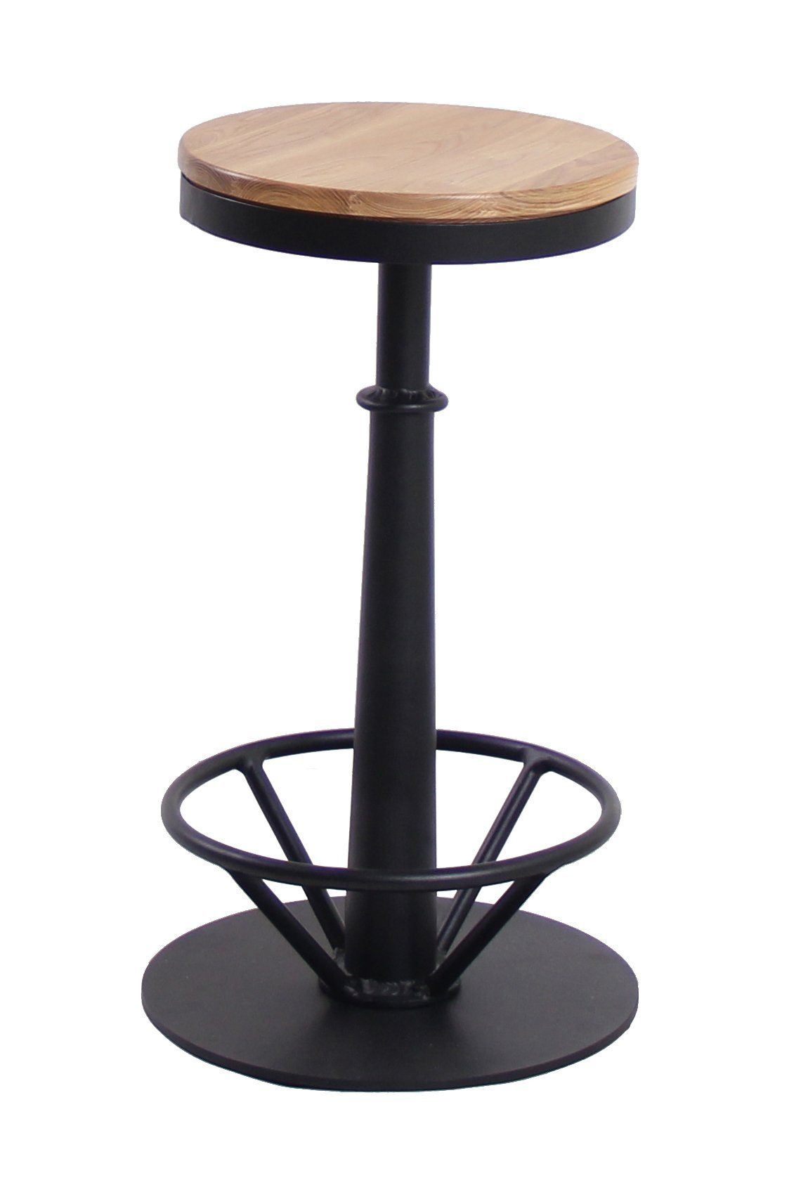 Classic Industrial Bar Stool | 360HomeWare