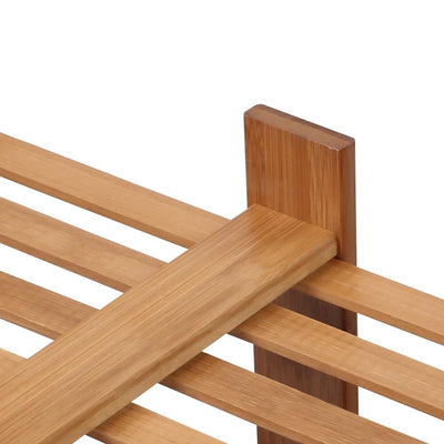 Artiss Bamboo Shoe Rack Bench | 360HomeWare