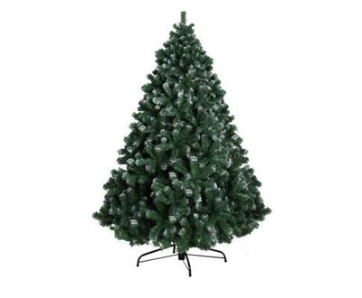 8FT Christmas Snow Tree | 360HomeWare