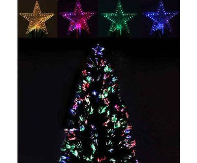 2.1M 7FT LED Christmas Tree Multi Colour - 280 Tips | 360HomeWare