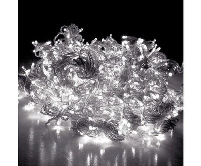 Christmas LED Curtain Lights - White | 360HomeWare