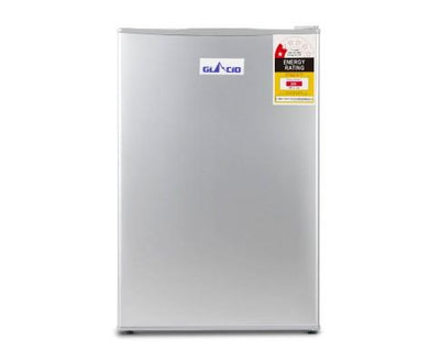 70L Portable Mini Bar Fridge - Silver | 360HomeWare
