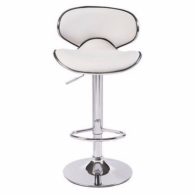 2 X Bela Bar Stool White | 360HomeWare