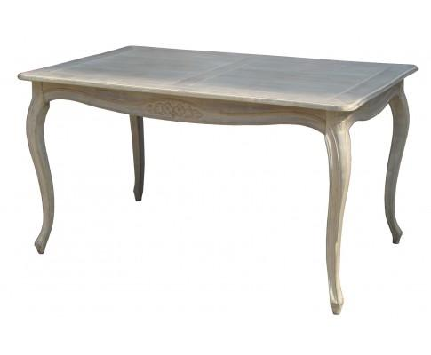 Wash White Louis XV Dinning Table | 360HomeWare
