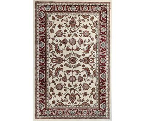 Ash Cream/Red Rug | 360HomeWare
