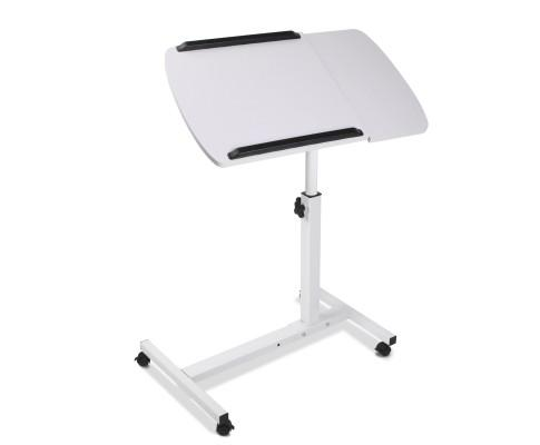 Adjustable Computer Stand - White | 360HomeWare