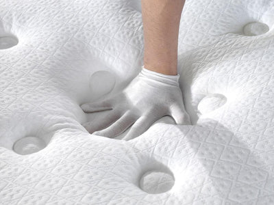 Deep-Euro Multi-Zone Pocket Latex Foam (20 Year Warranty) | 360HomeWare