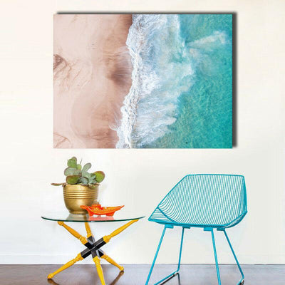 Bondi Waves Canvas | 360HomeWare