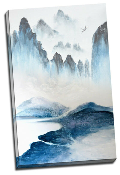 The Snow Mountain Canvas | 360HomeWare